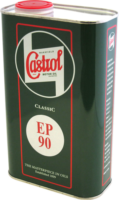 CASTROL GETRIEBE-OEL