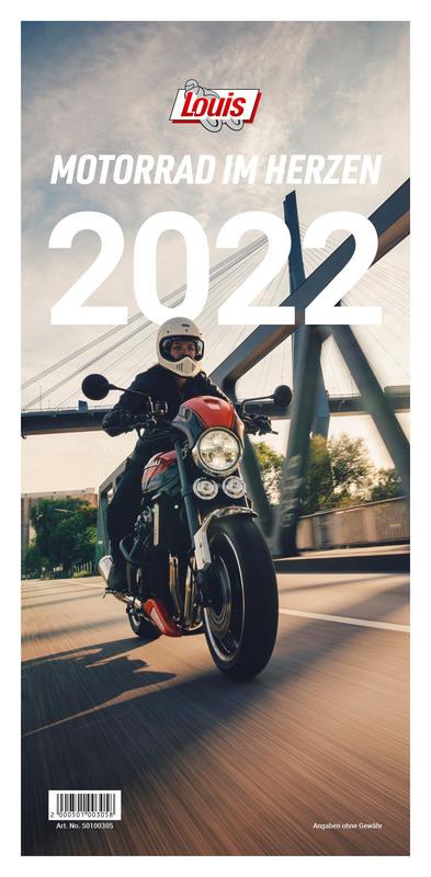 LOUIS TERMINKALENDER 2022