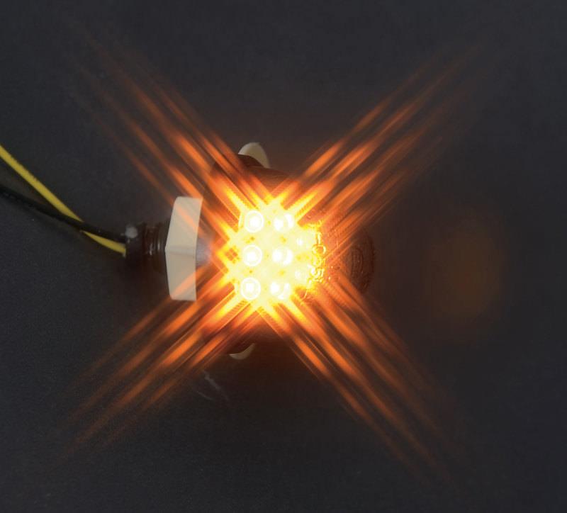 LED-VERKLEIDUNGSBLINKER