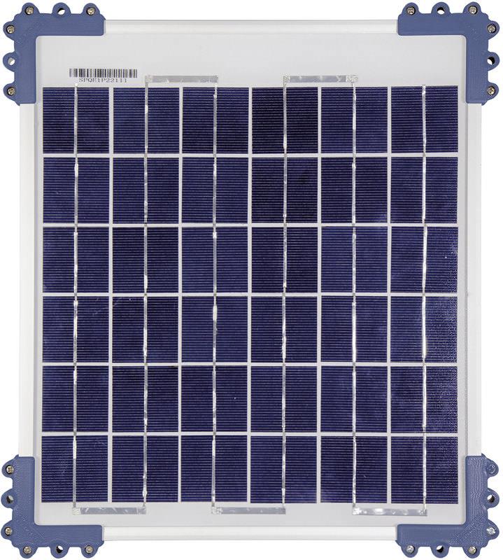 OPTIMATE SOLAR PANEL 10W