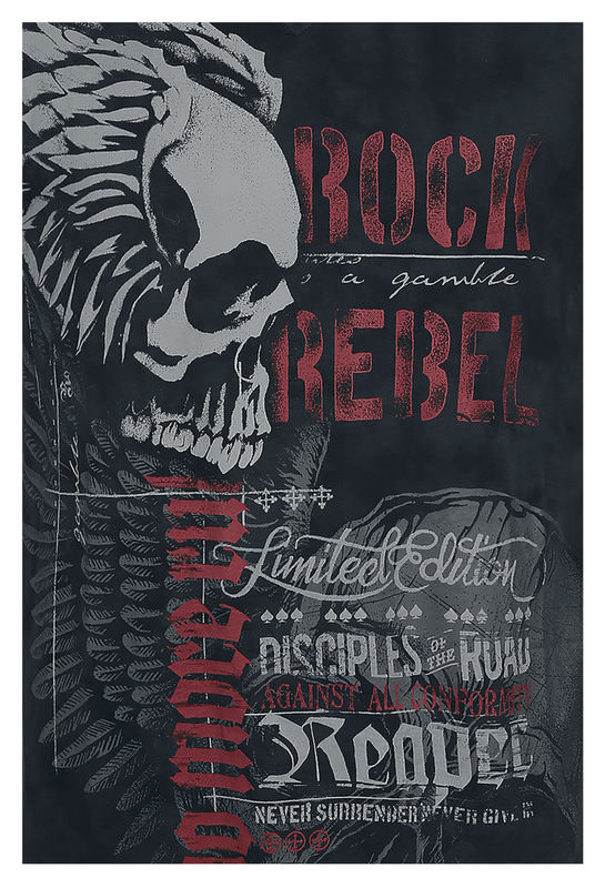 ROCK REBEL HEAVY SOUL