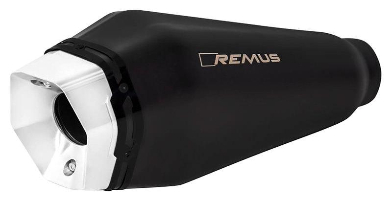 REMUS RS EDELST./SCHWARZ