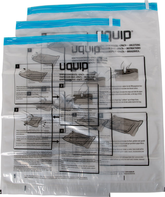UQUIP SACHET COMPRESS
