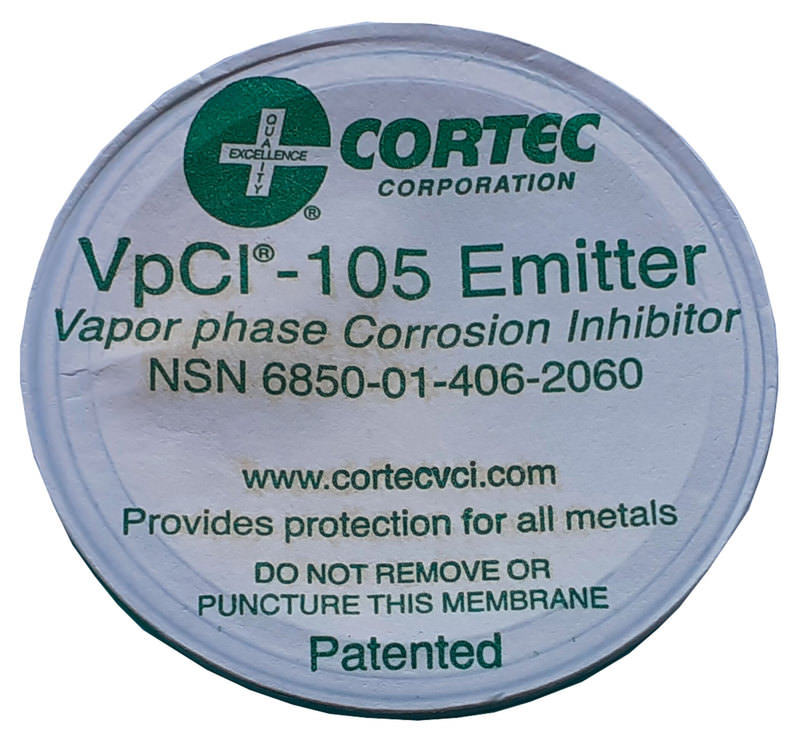 EMITTER FOR S-L CORROSION