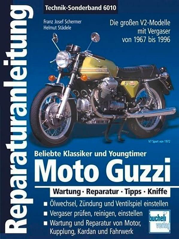 REPARATURANL. MOTO-GUZZI