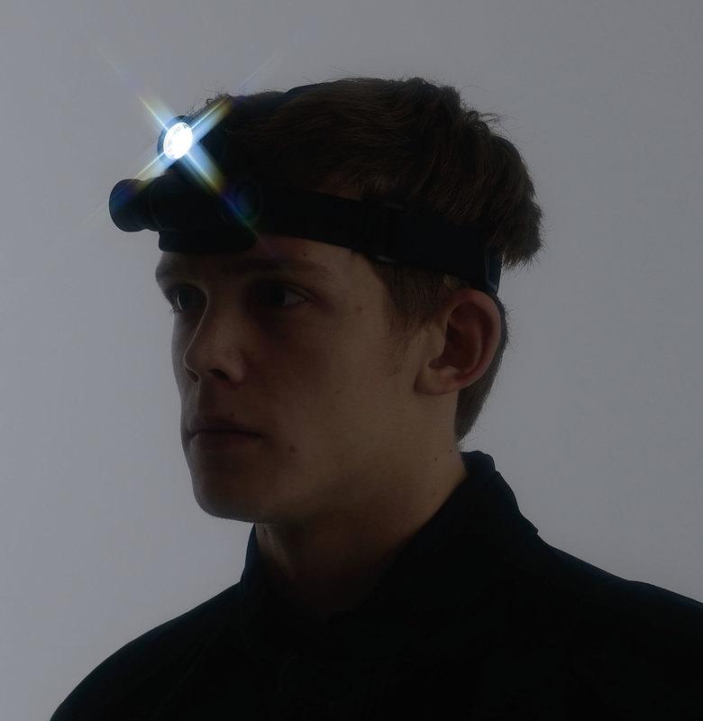 WALTHER LED-KOPFLAMPE H11