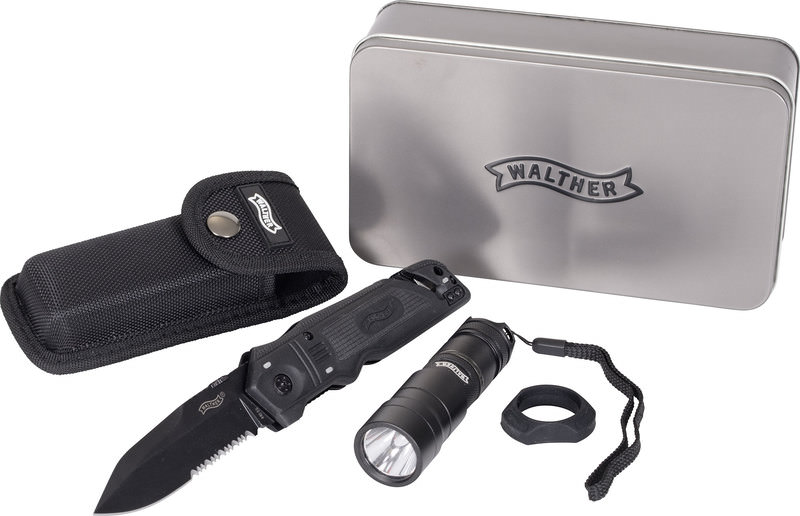 WALTHER RESCUE-SET