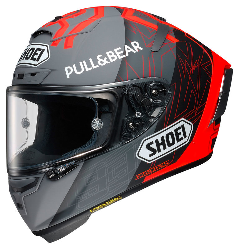 SHOEI X-SPIRIT III MM93