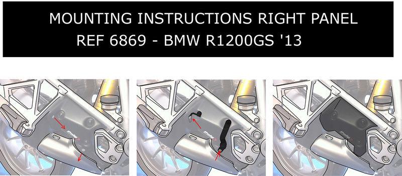 BMW BRAKE SIDE SECTION