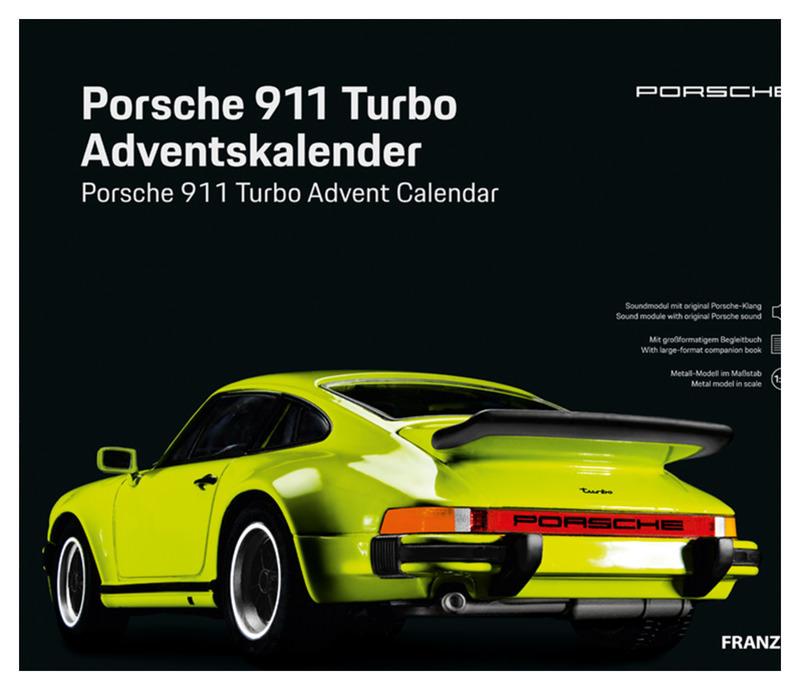 FRANZIS PORSCHE 911 TURBO