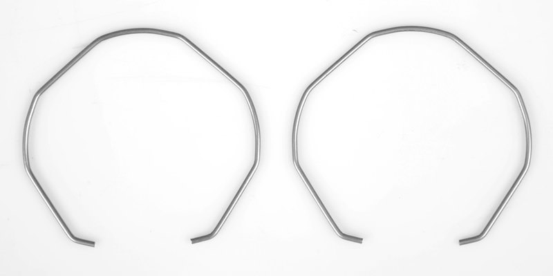 FRONT-FORK RETAINING