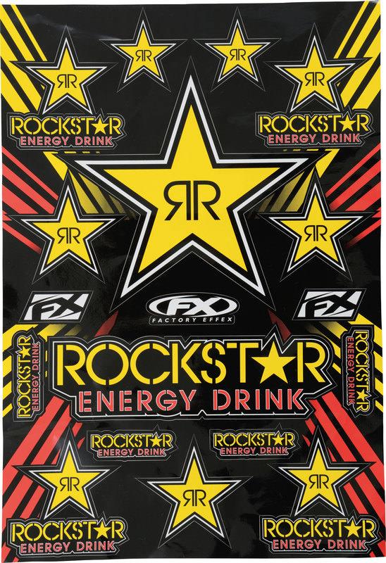 - ROCKSTAR ENERGY -