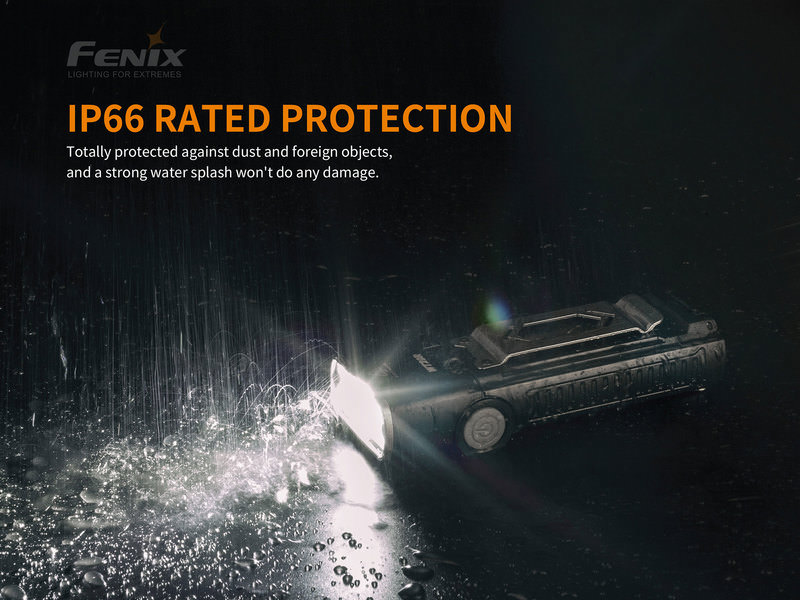 FENIX LED FLASHLIGHT