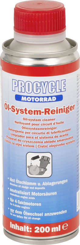 PROCYCLE OIL-SYSTEM-