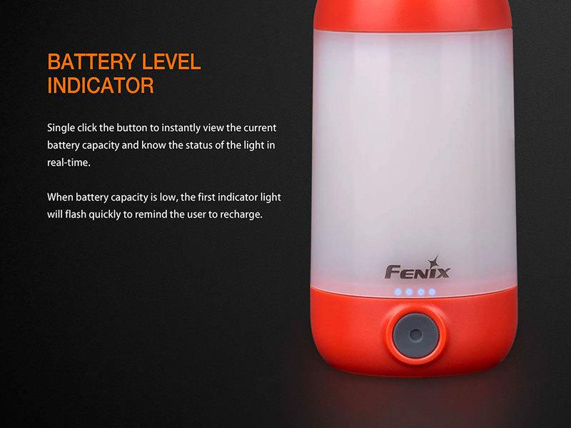 FENIX LED-CAMPING LEUCHTE