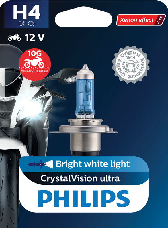 PHILIPS CRYSTALVISION H4