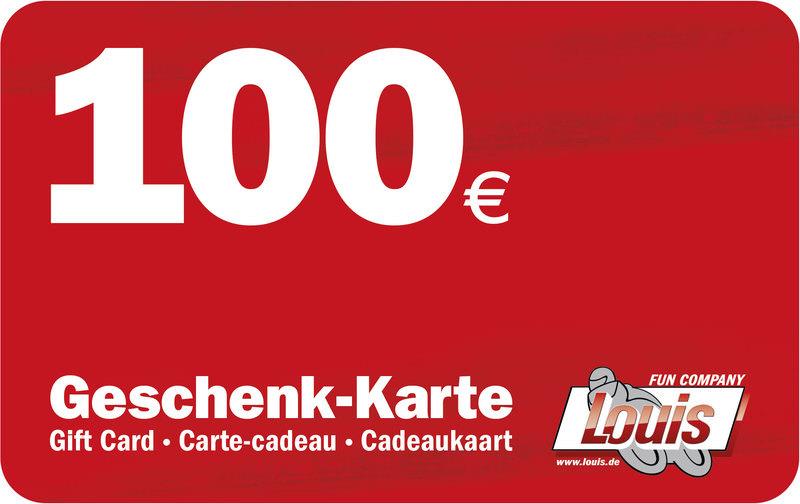 100,- EURO GESCHENK-KARTE
