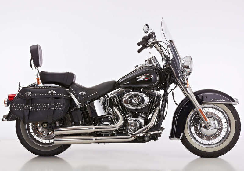FALCON SLIPON SILENC. H-D