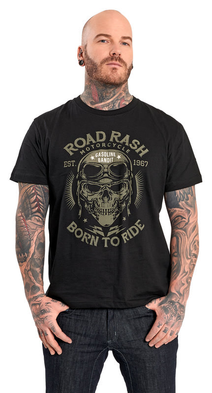 T-SHIRT ROAD RASH