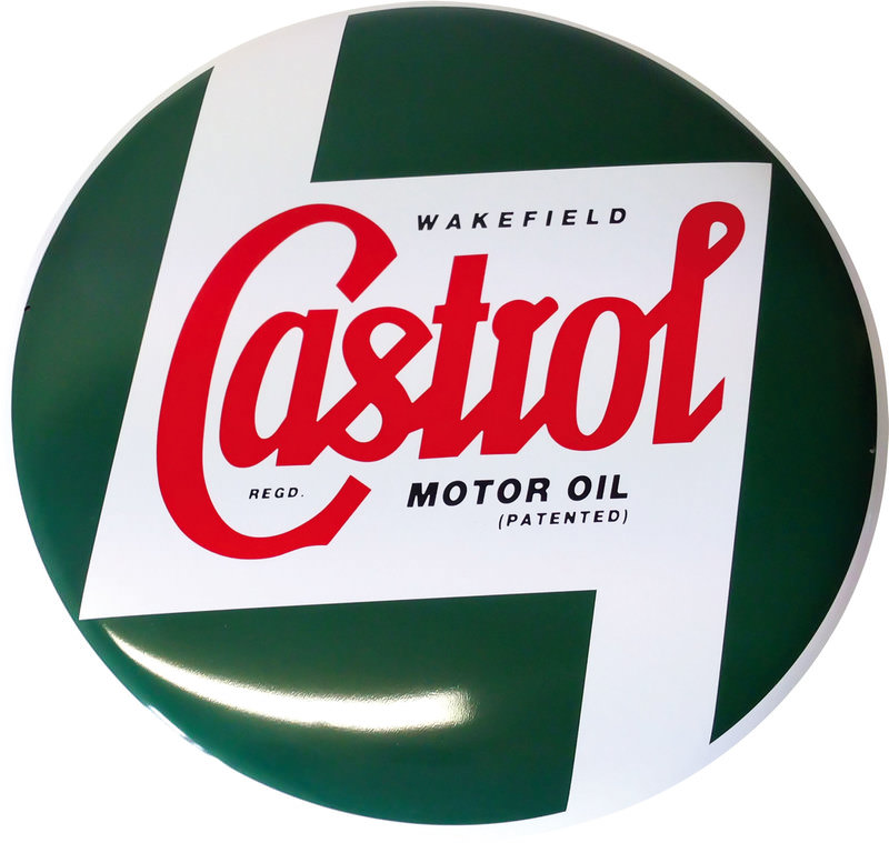 CASTROL TIN-SIGN *CLASSIC