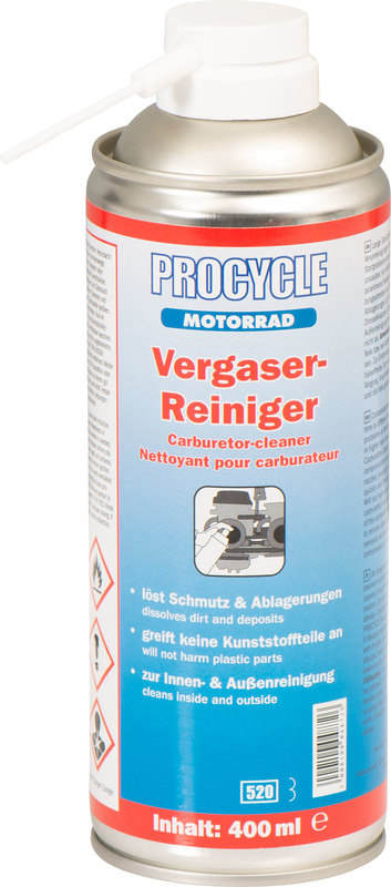 PROCYCLE VERGASERREINIGER