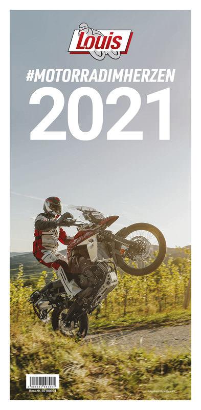 LOUIS TERMINKALENDER 2021