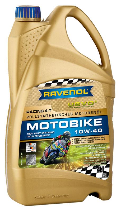 RAVENOL RACING 4-T