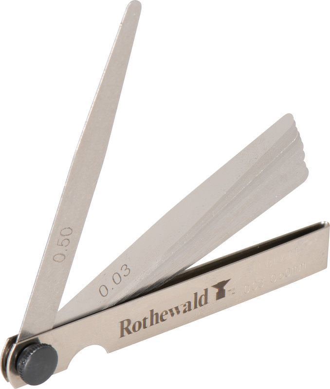 ROTHEWALD FUEHLERLEHRE