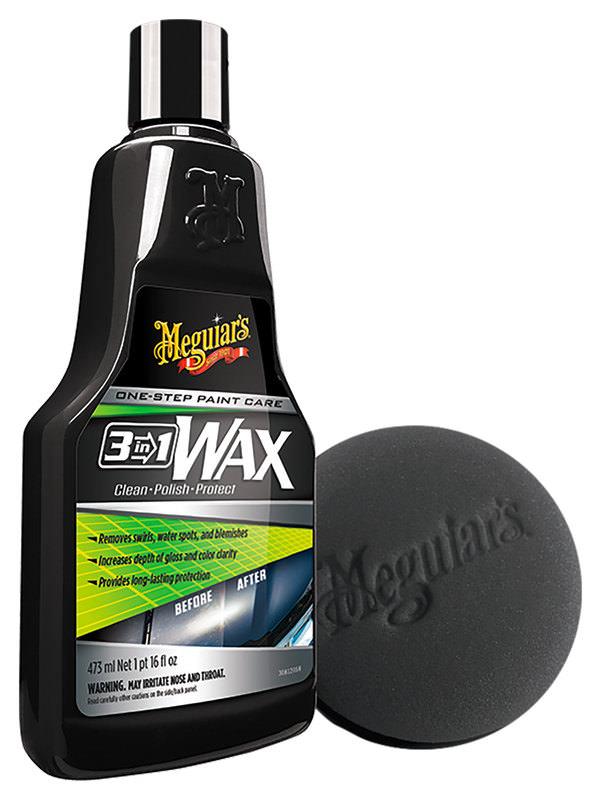 MEGUIARS 3-IN-1 WAX