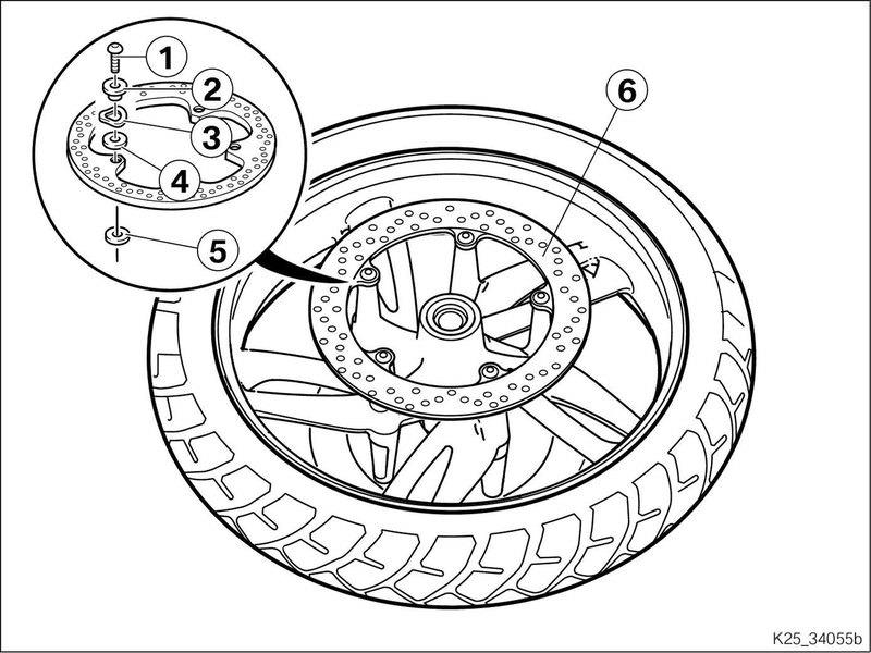 TRW FIXING-KIT FOR BMW