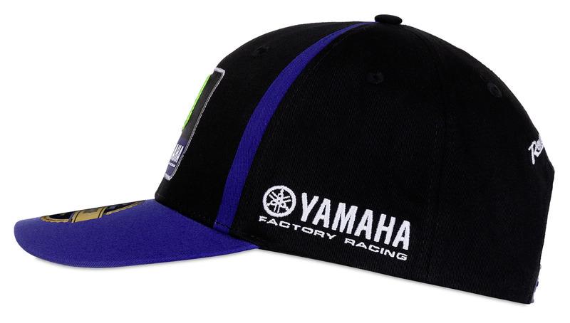 VR46 REPLICA LINE CAP