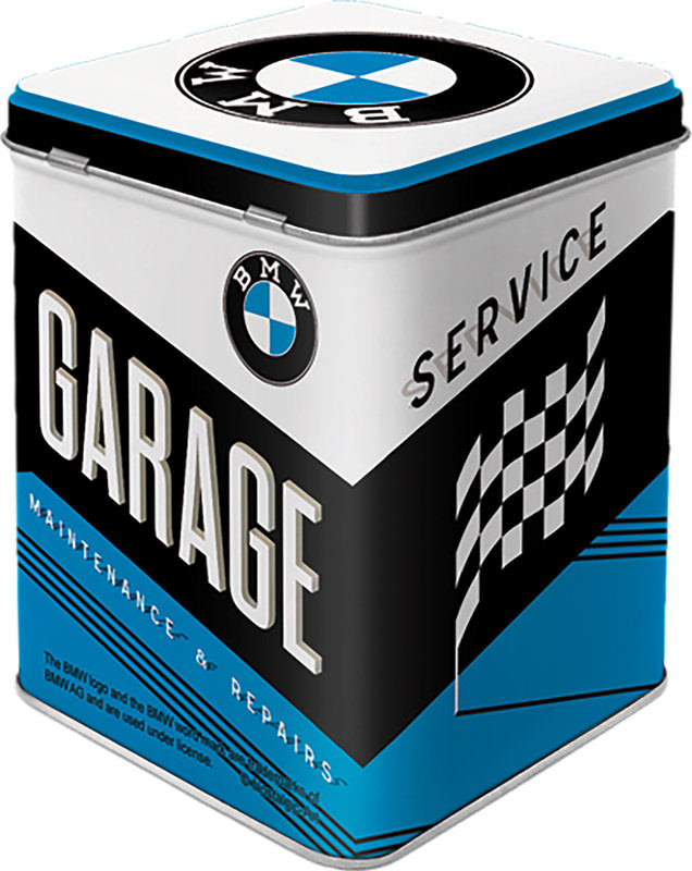 MINI-DOSE *BMW GARAGE*
