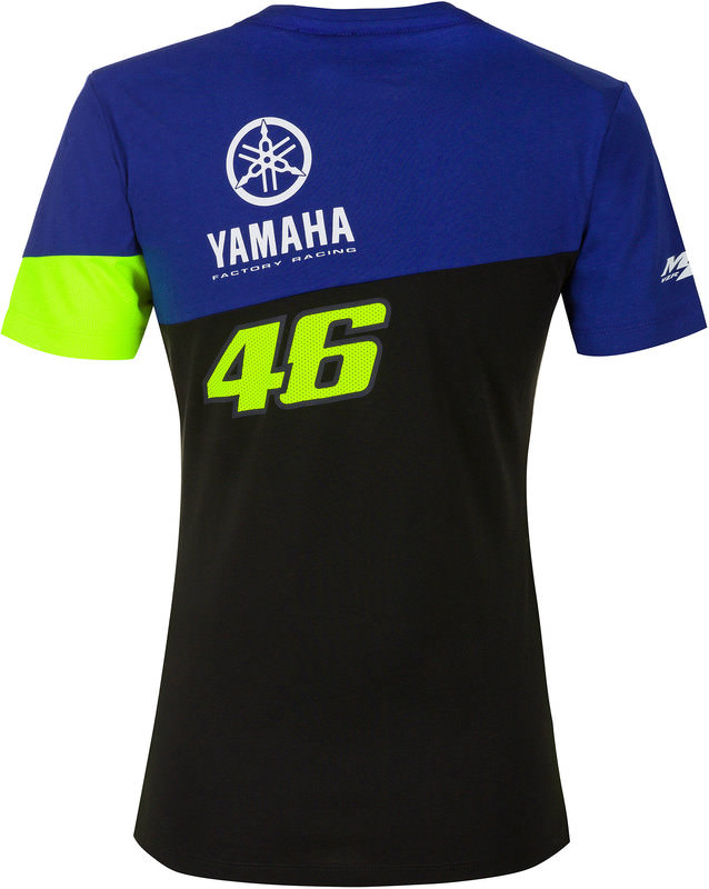 VR46 RACING DAMEN T-SHIRT