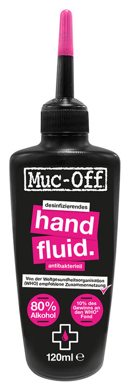 MUC OFF ANTIBACTERIAL