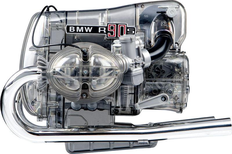 FRANZIS BMW R 90 S