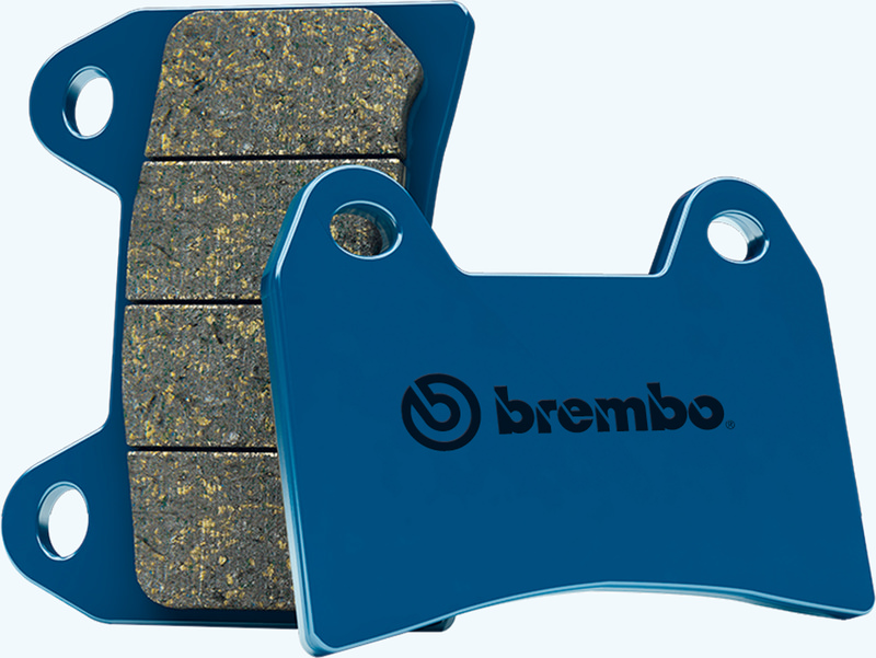 BREMBO PAST.FRENO ORG.