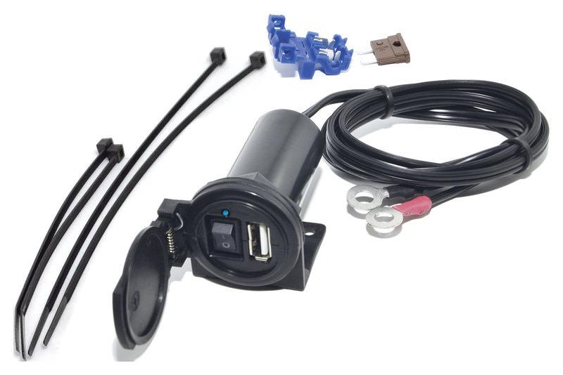 BAAS USB-BORDSTECKDOSE