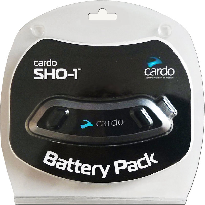 CARDO SHO-1 REPL. BATTERY