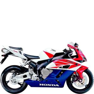 Honda CBR1000RR Fireblade  Style Motorcycle Printed Hoodie in 5 Sizes
