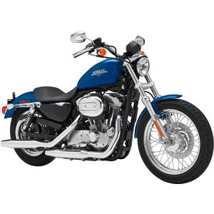 Harley Davidson XL 883L Low 2010 Front Wheel Bearing Kit