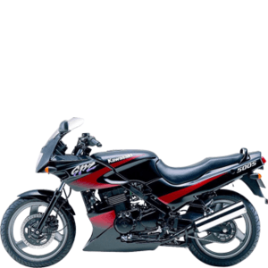 Kawasaki GPZ 500 S 1994 EX500E1 - Drive Shaft Oil Seal 500 CC